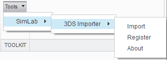 Simlab 3D Plugins - 3ds Max importer for Creo