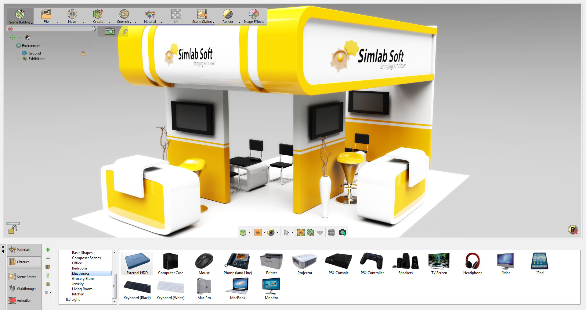 3d Simulation Software Free Download
